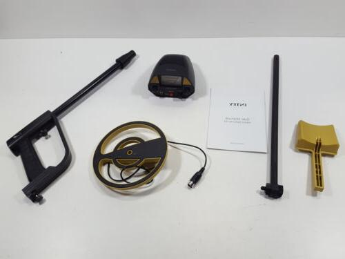 waterproof metal detector high precision adjustable height