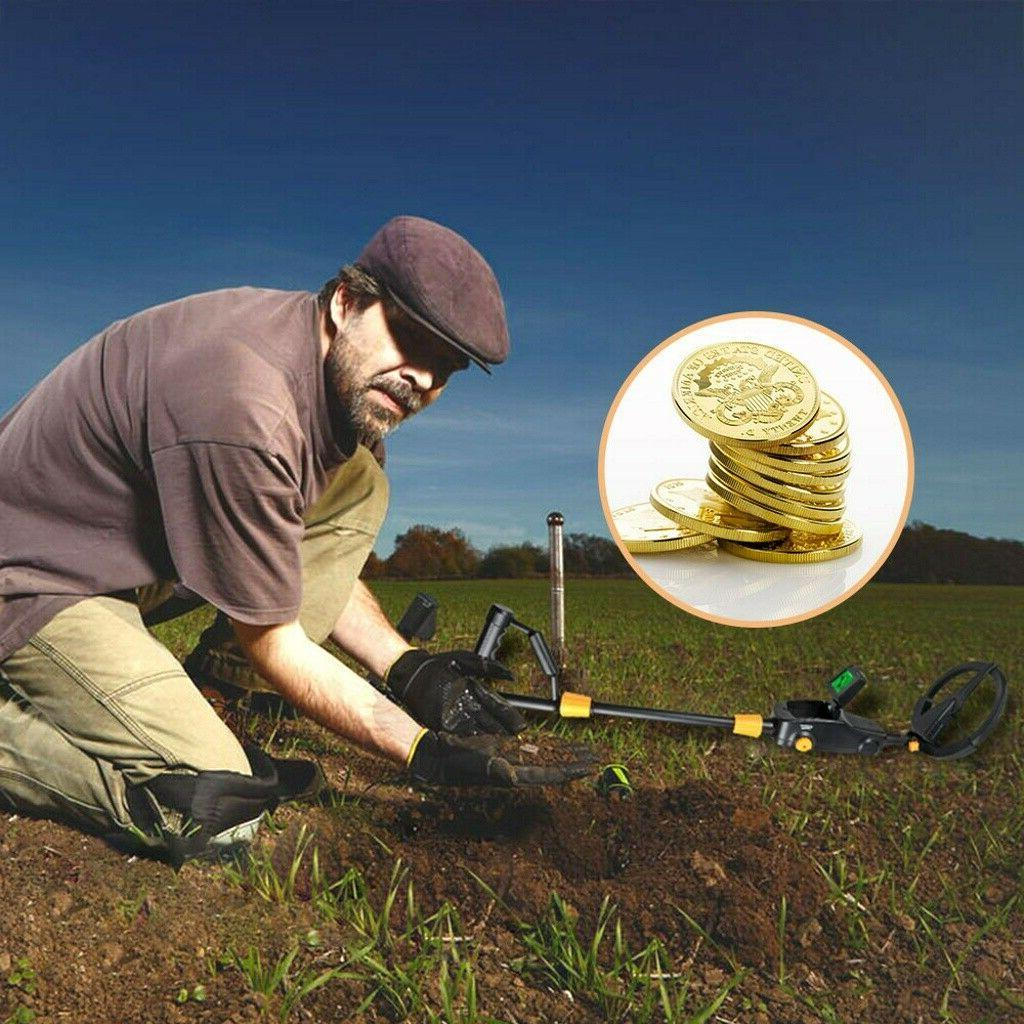 Waterproof Metal Treasure Gold Digger Lightweight for