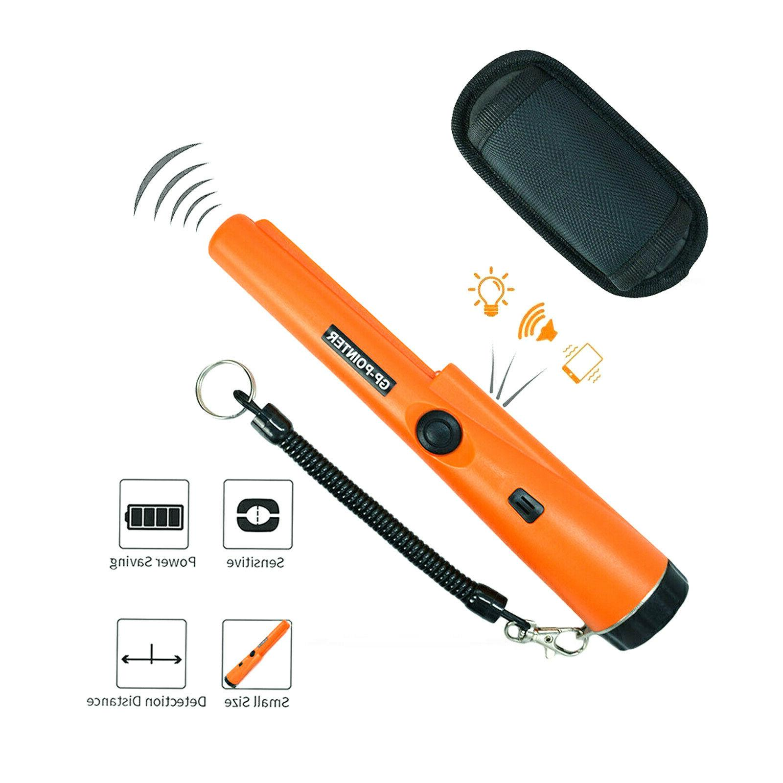 Waterproof Metal Detector Pinpointer Hunter Finder Sensitive Search