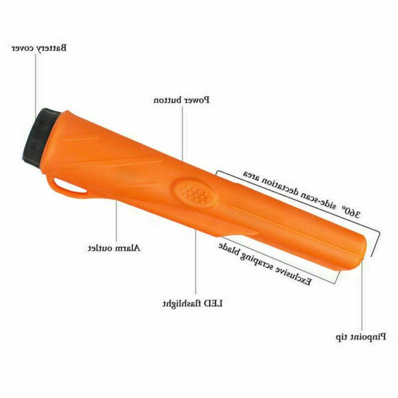 Waterproof Metal Pro Pinpointer Sensitive Search