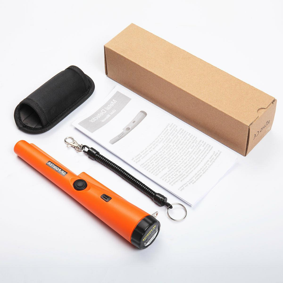 Waterproof Pinpointer Search Gold Hunter Finder