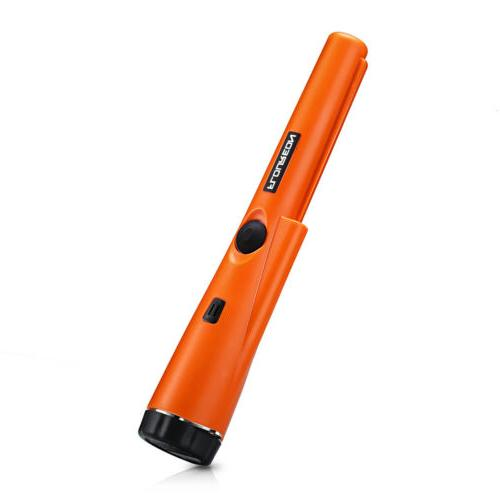 Waterproof Pinpointer With LED Indicator And Buzzer US