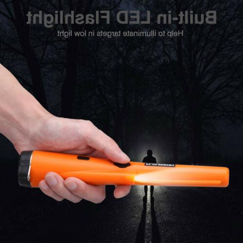 Waterproof Pinpointer With Buzzer Vibration US