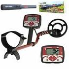 """Minelab X-Terra 305 Metal Detector with 9"""" Search Coil and P"""