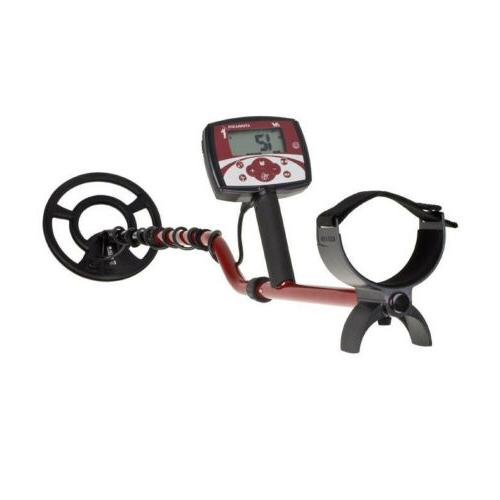 """Minelab X-Terra 305 Detector with 9"""" Coil, Gloves Pouch"""