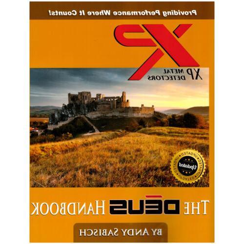 xp metal detector hand book