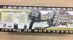 Bounty Hunter Land Ranger PRO Metal Detector PROLR