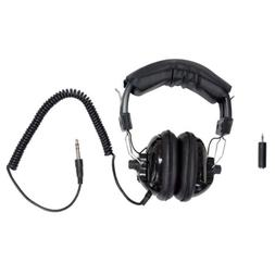 Fisher Lightweight Adjustable Stereo Headphones for Metal De