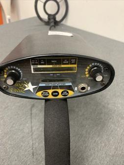 Bounty Hunter Lone Star Metal Detector Gold Hunter Tested Wo