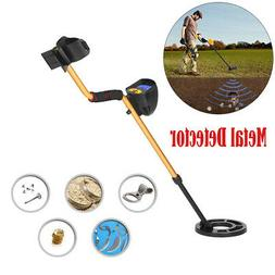 md 3010ii lcd metal detector kit gold