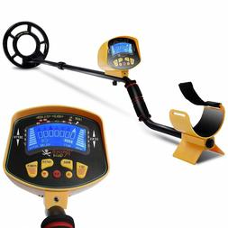 MD-3010II LCD Metal Detector Waterproof Gold Digger Deep Sen