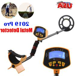 MD-3010II Metal Detector Gold Digger Deep Sensitive Light Hu