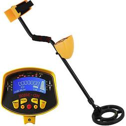 md 3010ii metal detector gold digger hunter