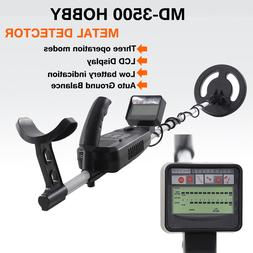 MD-3500 Waterproof Metal Detector Deep Sensitive Search Gold