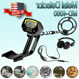 MD-4030 Waterproof Metal Detector Deep Sensitive Search Coil