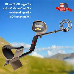 MD-4060 Deep Sensitive Ground Metal Detector Waterproof Sear