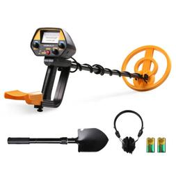 FLOUREON MD-4080 Underground Metal Detector Adjustable For K