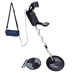 AW MD5008 Pro Underground Metal Detector Pro Treasure Search