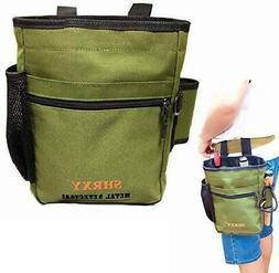Metal Detecting Finds Bag Waist Digger Pouch Tools Bag for P