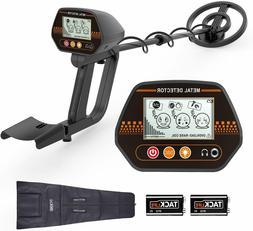 Metal Detector, 3 Modes Adjustable Waterproof Detectors  wit