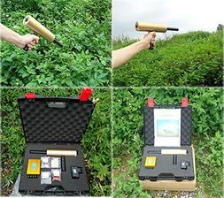 AKS metal detector 3D gold detector machine long range profe