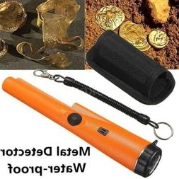 metal detector automatic pinpointer waterproof pro pointer