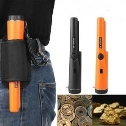 Metal Detector Automatic Pinpointing Water Resistant Pin Poi