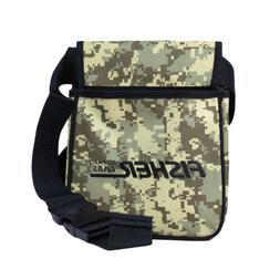 Fisher Metal Detector Camo Finds Pouch with Two Large Pocket