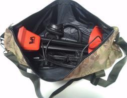Metal detector carrying bag Minelab Garrett Nokta XP Whites