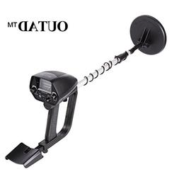 Metal Detector, OUTAD Gold Digger with Waterproof Search Coi