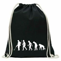 Metal Detector Evolution Gym Bag Fun Backpack Sports Pouch G