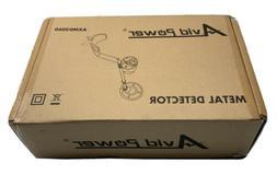 Avid Power Metal Detector for Adults/Kids, Waterproof Metal