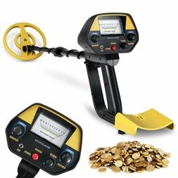 INTEY Metal Detector GC1039 Pinpoint Function Discrimination