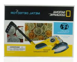 NATIONAL GEOGRAPHIC METAL DETECTOR GEOGRAPHY & EXPLORATION