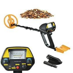 Metal Detector MD-4080 Waterproof Pinpoint Upgraded Mountain