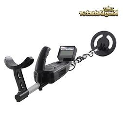 KingDetector Metal Detector MD-3500 Gold Finders for Beginne