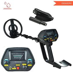 Metal Detector MD-4080 Waterproof Pinpoint Upgraded Treasure