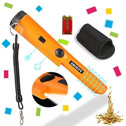 PUDIBE Metal Detector pinpointer for Kids and Adults Include