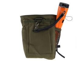 Metal Detector Pouch Bag Digger Finds Carry Pad Detecting St