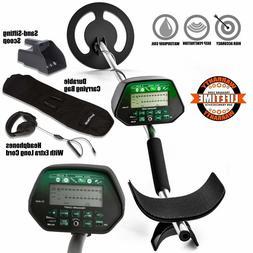 Metal Detector Set Fortune Finder Platinum Digital TC-3020 -