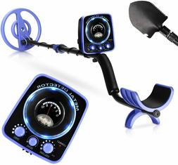 INTEY Metal Detector Beginner High Accuracy Waterproof GC-10