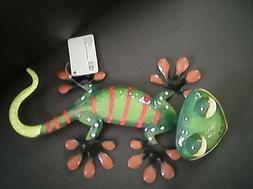 metal detector the spring shop lizzard green