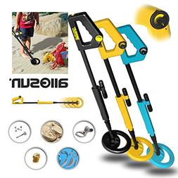 all-sun TS20AHEI Junior Metal Detector for ChildrenBlack