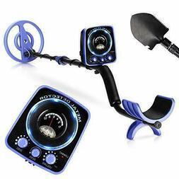 INTEY Metal Detector Waterproof for Adults Kids Adjustable H