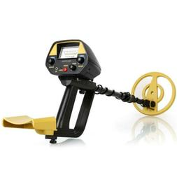 INTEY Metal Detector for Kids and Adults with Pinpoint Funct