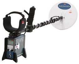 Minelab GPX 4500 Gold Nugget Metal Detector with Two Searchc