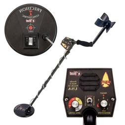 "Tesoro Mojave Metal Detector with New Precision 7"" Concent"