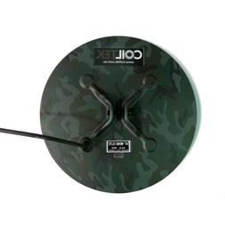"Coiltek 14"" Mono Elite Camo Search Coil for Minelab SD / GP"