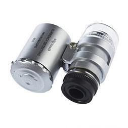 Greenery Multifunctional 60X Microscope Jewellery Education
