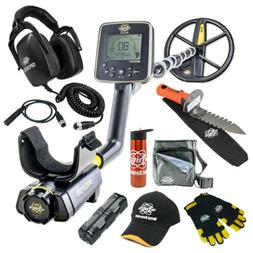 """Whites MX Sport Waterproof Metal Detector with 10"""" DD Coil B"""